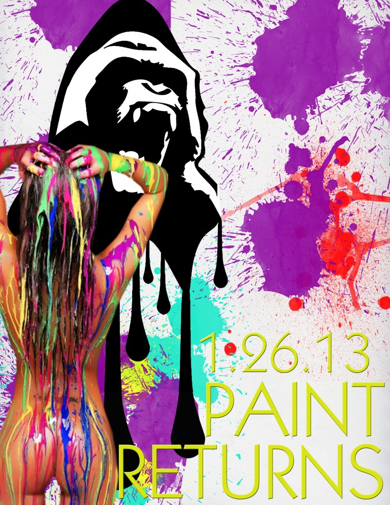 Paint Party Teaser