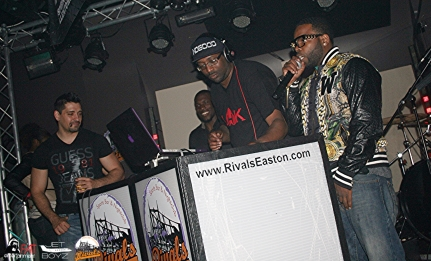 5/30/2014 at Rivals Bar in Easton, PA with F.A.T. Entertainment and Jet Boyz DJs