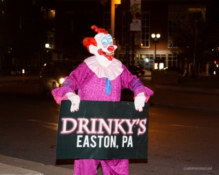 Halloween FREAK SHOW & CARNIVAL at Drinkys with DJ KFRE$H, JAMAL KNIGHT, F.A.T. ENTERTAINMENT, TONY MEDIA GROUP and JET BOYZ