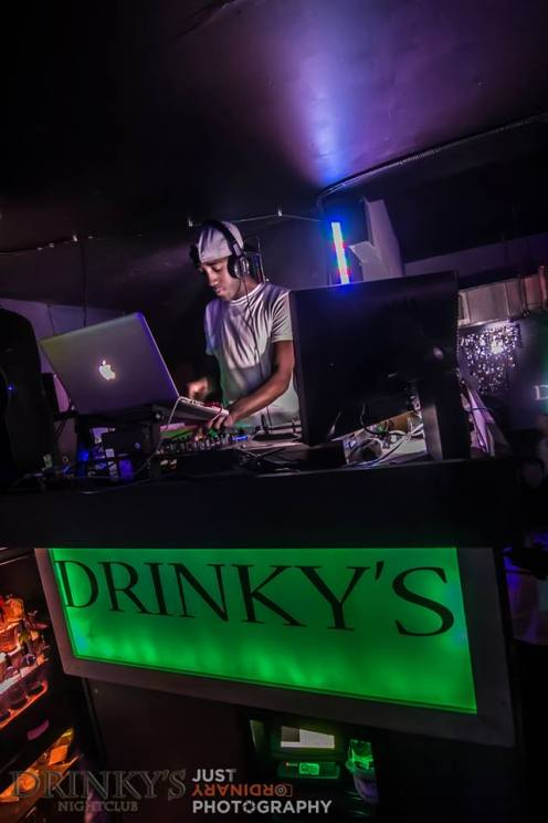 PAINT 4 at Drinkys hosted by F.A.T. Entertainment featuring DJ KFresh and DJ Jamal Knight
