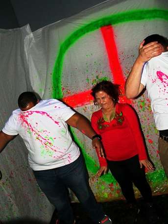 PAINT 5 w/ FAT Entertainment & Jamal Knight at Drinky's in Easton